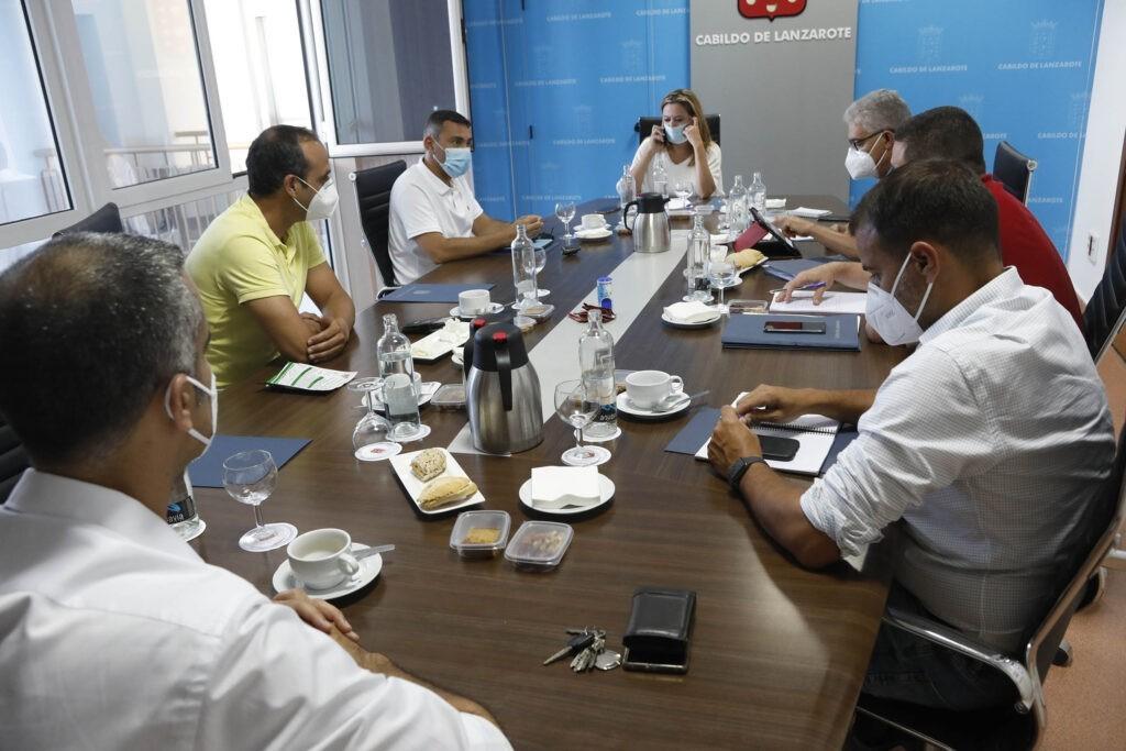 Cabildo y ayuntamientos constituyen la Mesa de Gestión de Cultura para planificar la estrategia de la desescalada 2