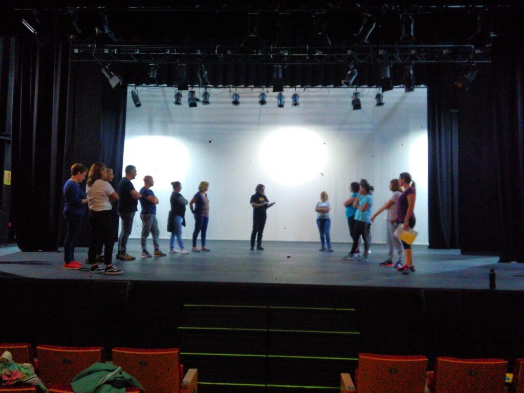 Curso Asesoramiento 2019 Festival de Teatro Escolar de Lanzarote