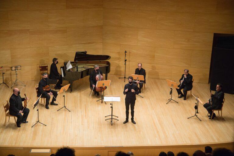 Orquesta de Cámara del Auditorio de Zaragoza Enigma