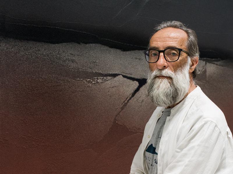 Ildefonso Aguilar, Entre Islas en el CIC El Almacén