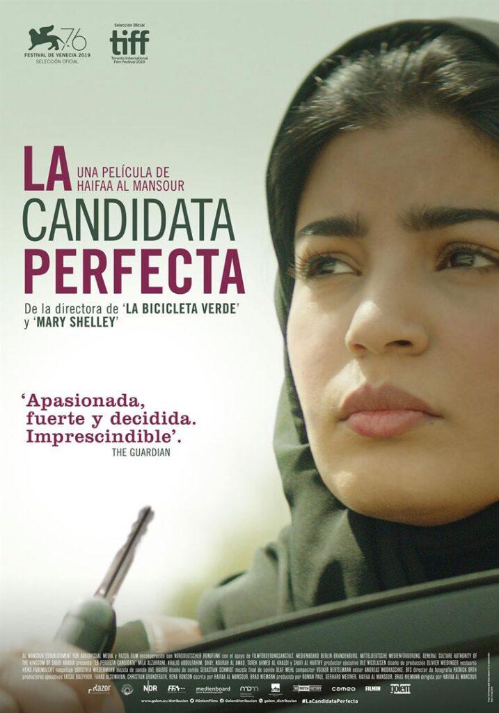 La candidata perfecta, de Haifaa Al-Mansour (2019)