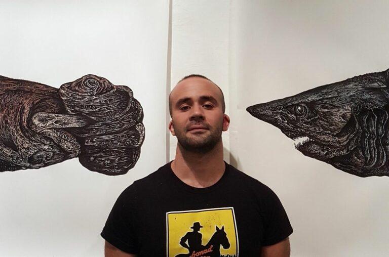 Miguel Scheroff y Marco Alom