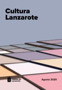 Portada Agenda Cultura Lanzarote Agosto 2020