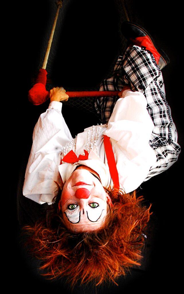 Soñando circo, de Comedia Desastre 2