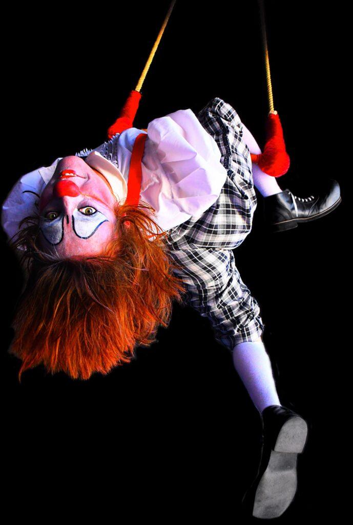 Soñando circo, de Comedia Desastre
