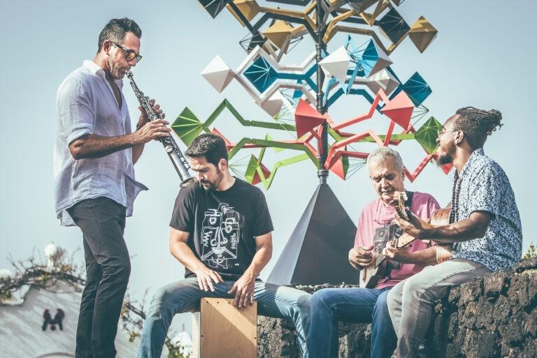 Toñín Corujo Quartet