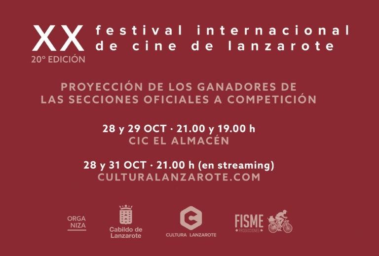 20º Festival Internacional de Cine de Lanzarote Online